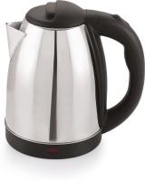 BMS Lifestyle Fast Boiling Tea Kettle Cordless, Stainless Steel Finish Hot Water Kettle – Tea Kettle, Tea Pot – Hot Water Heater Dispenser Electric Kettle(2 L, Silver)
