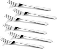 Koko jazz Stainless Steel Dessert Fork Set(Pack of 12)