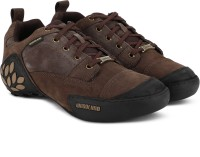 Woodland Leather Outdoors For Men(Brown)