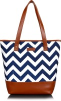 Lychee Bags Women White, Blue, Brown Tote