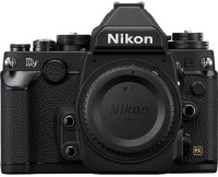Nikon D DF Mirrorless Camera Body Only (16 GB Memory Card & Carry Case)(Black)