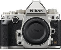 NIKON D DF Mirrorless Camera Body Only (16 GB Memory Card & Carry Case)(Silver)