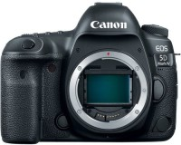 Canon EOS EOS 5D Mark IV DSLR Camera Body with EF-24-70mm IS USM(Black)