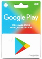 Google Play Card 300 for Android