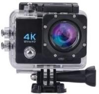 SpadeAces 4K CAMERA Ultra HD Action Camera Sports and Action Camera(Black, 16 MP)
