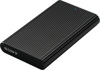 Sony 480 GB Wired External Solid State Drive(Black, Mobile Backup Enabled)