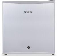 Koryo 45 L Direct Cool Single Door 3 Star Refrigerator(Silver, KMR45SV)   Refrigerator  (Koryo)