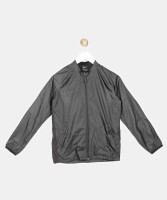 Nike Full Sleeve Solid Boys Jacket
