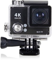 SpadeAces 4K CAMERA Ultra HD Action Camera 4K Video Recording 1920x1080p 60fps Go Pro Style Action camera With Wifi 16 Megapixels Sports and Action Camera Sports and Action Camera(Black, 16 MP)