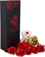 SkyaAsia Artificial Flower Gift Set