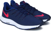 Nike QUEST Walking Shoes For Men(Blue)