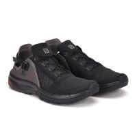 Salomon Techamphibian 4 Running Shoes For Men(Black, Grey)