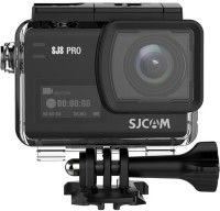 SJCAM SJ8 Pro 4K (with Sports Kit) Sports and Action Camera(Black, 12 MP)