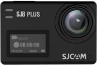 SJCAM SJ8 Plus (with Sports Kit) Sports and Action Camera(Black, 12 MP)