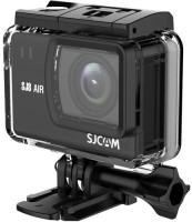 SJCAM SJ8 Air HD (with Sports Kit) Sports and Action Camera(Black, 14.24 MP)
