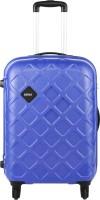 Safari Mosaic Check-in Luggage - 26 inch(Blue)