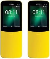 Niamia CAD 3 Combo of Two Mobiles(Yellow)