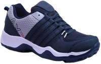 Chevit Running Shoes For Men(Blue, White)