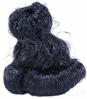 MNA Laddu Gopal Long Curly Hairs / Bal Gopal Wig (4 No)-2 Pcs Deity Ornament(Laddu Gopal, Krishna Ji)