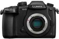 Panasonic Lumix DC-GH5GA Mirrorless Camera Body Only(Black)