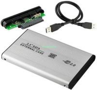 """Un Branded 2.5""""Hdd Case 2.5 inch Laptop Hard Disk(For 2.5"""" Hard Disk, Black)"""