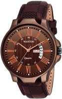 WANTON Brown stylish Day and date Professional watch for boys Analog Watch  - For Boys & Girls