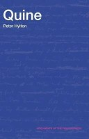 Quine(English, Electronic book text, Associate Professor of Philosophy Hylton Peter)