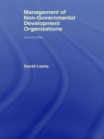 The Management of Non-Governmental Development Organizations(English, Hardcover, Lewis David)