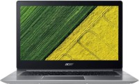 Acer Swift 3 Core i5 8th Gen - (8 GB/256 GB SSD/Windows 10) SF314-52 Laptop(14 inch, Silver)   Laptop  (Acer)