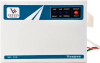 VEEYES VS-510 Voltage Stabilizer for Air conditioners upto 2 TN (Working Range : 180V - 270V)(Off White)