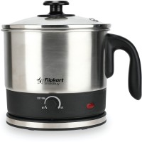 Flipkart SmartBuy FKSBMK12 Multi Cooker Electric Kettle(1.2 L, Black)
