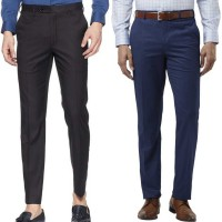 CLASSIO FASHION Slim Fit Men Multicolor Trousers