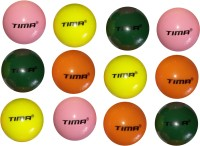 TIMA MATCH QUALITY SENIOR SUPREME WIND BALL Cricket Training Ball(Pack of 12, Multicolor)