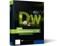 Adobe Adobe Dreamweaver CS6(DVD)
