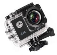 OSRAY 4k Camera Sports Camera Sports and Action Camera(Black, 16 MP)