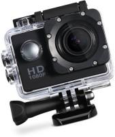 OSRAY Sports Camera Action Camera HD 1080p 12MP Waterproof Action Camera best quality Sports and Action Camera(Black, 12 MP)
