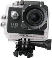 OSRAY Full HD 1080p camera Universal With HD 1080PSports Action Camera Waterproof Camera Multiple Photo Shooting Sports and Action Camera(Black, 12 MP)