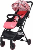 R for Rabbit Pocket Stroller Lite - The Most Portable Stroller (Pink) Stroller(Multi, Pink)