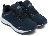 Asian Cosco Navy Blue Gym Shoes,Training Shoes,Hockey Shoes,Volleyball Shoes,Sports Shoes,Walking Shoes,Running Shoes Running Shoes For Men(Navy, Blue)