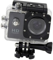 OSRAY Full HD 1080p camera Sport Action Camera 12mp Waterproof Action Camera best quality Sports and Action Camera(Black, 12 MP)