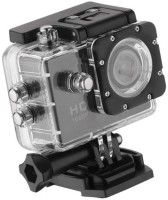 OSRAY Full HD 1080p Full HD 1080p 12mp Action Camera HD 1080p 12mp WaterProof Action Camera best quality Sports and Action Camera(Black, 12 MP)
