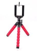 Poblic 8 inch Velvet Finish GORILLA Flexible Mini Tripod Stand for Mobile and Action Camera Tripod(Multicolor, Supports Up to 500 g)