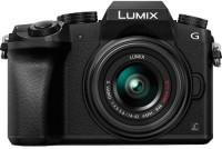 Panasonic Lumix DMC-G7 Mirrorless Camera Body with 14-42 mm Lens(Black)