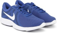 Nike REVOLUTION 4 Running Shoes For Men(Blue)