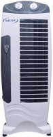 View INDISWAN Recon Tower Fan Room Air Cooler(White, 0.1 Litres)  Price Online