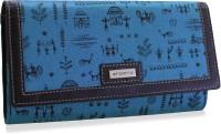 Arpera Casual Blue  Clutch
