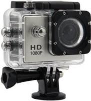 KewlKart Action cameras kewl-009 Sports and Action Camera(Silver, 12 MP)
