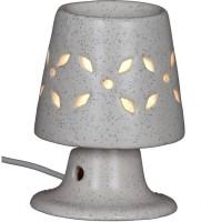 Bright Shop Ceramic Electric Diffuser Oil Burner Lamp Shape Design Aroma Oil Burner Natural Air Fragrance For Office & Home (White Colour) Diffuser(2 x 5 ml)