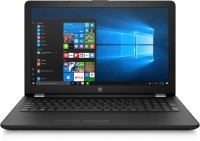 View HP 15 Core i5 7th Gen - (4 GB/1 TB HDD/Windows 10 Home) 15-bs669tu Laptop(15.6 inch, Black, 1.86 kg) Laptop