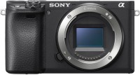 SONY Alpha ILCE-6400 Mirrorless Camera (Body Only)(Black)